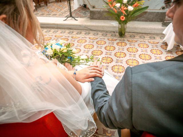 Le mariage de Gabriel et Vanessa à Redessan, Gard 15