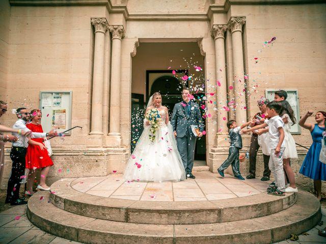 Le mariage de Gabriel et Vanessa à Redessan, Gard 16