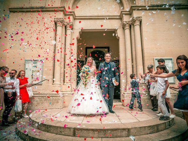 Le mariage de Gabriel et Vanessa à Redessan, Gard 17