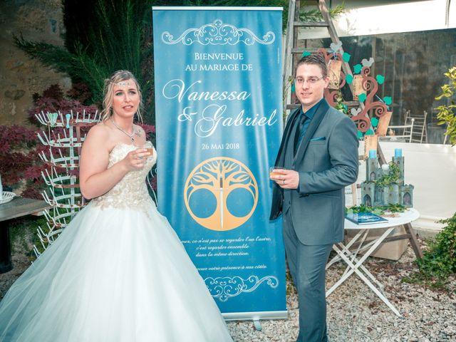 Le mariage de Gabriel et Vanessa à Redessan, Gard 20