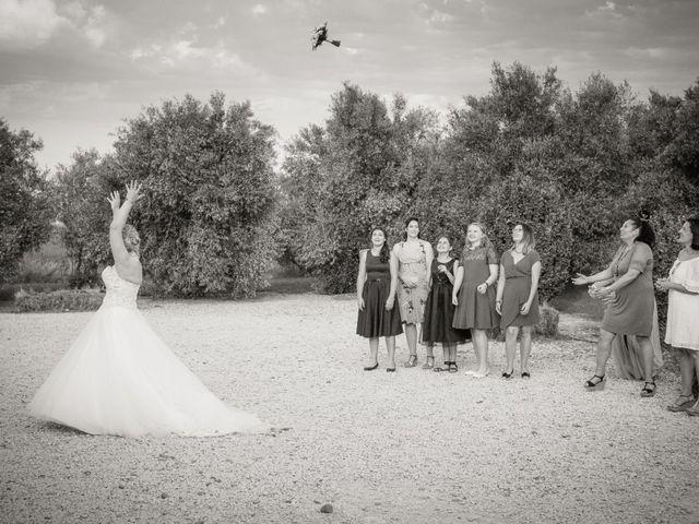 Le mariage de Gabriel et Vanessa à Redessan, Gard 22