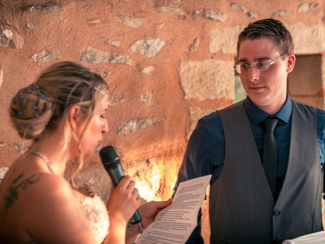 Le mariage de Gabriel et Vanessa à Redessan, Gard 36