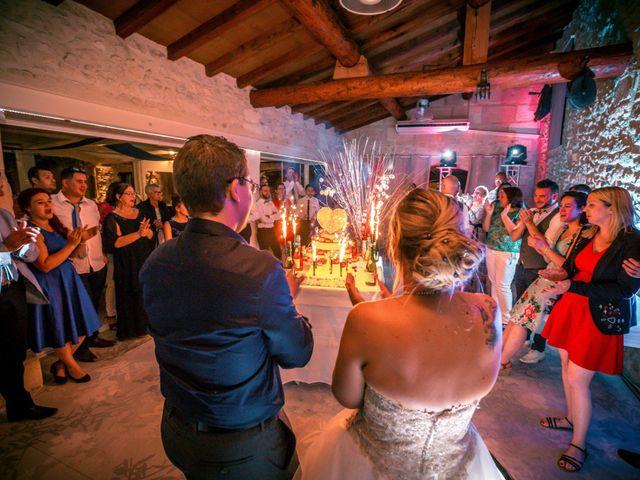 Le mariage de Gabriel et Vanessa à Redessan, Gard 40