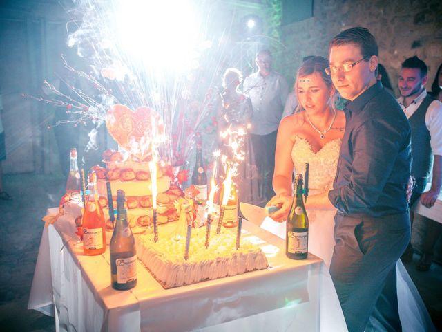 Le mariage de Gabriel et Vanessa à Redessan, Gard 42