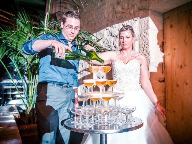 Le mariage de Gabriel et Vanessa à Redessan, Gard 44