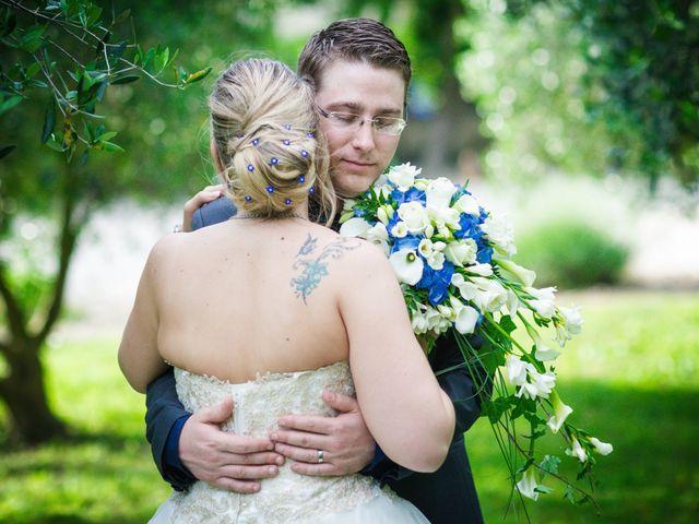 Le mariage de Gabriel et Vanessa à Redessan, Gard 53