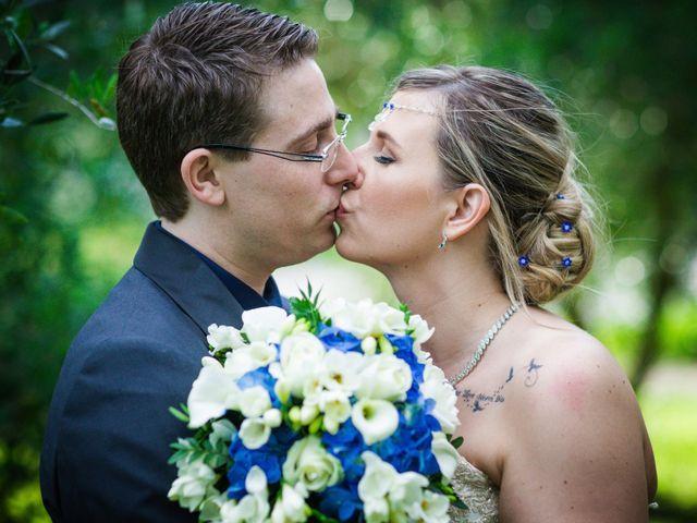 Le mariage de Gabriel et Vanessa à Redessan, Gard 55
