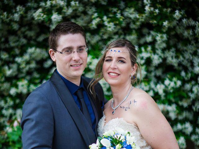 Le mariage de Gabriel et Vanessa à Redessan, Gard 56