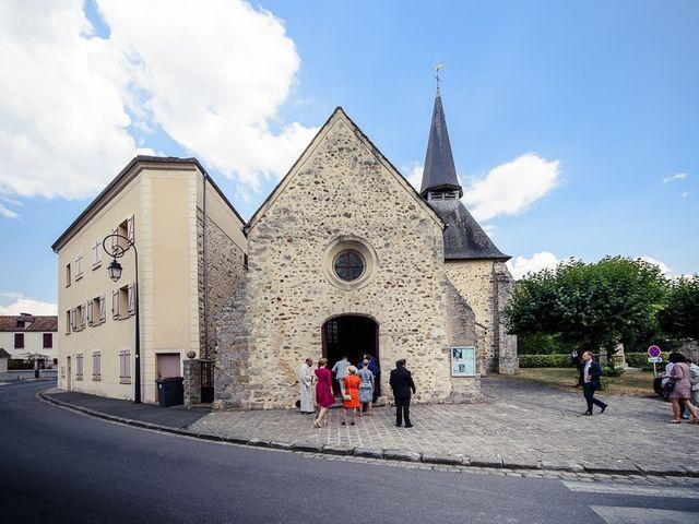Le mariage de Marc et Fanny à Samoreau, Seine-et-Marne 17