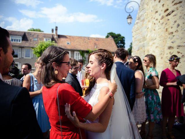 Le mariage de Marc et Fanny à Samoreau, Seine-et-Marne 33