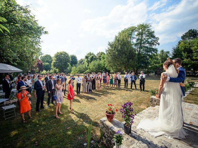 Le mariage de Marc et Fanny à Samoreau, Seine-et-Marne 36
