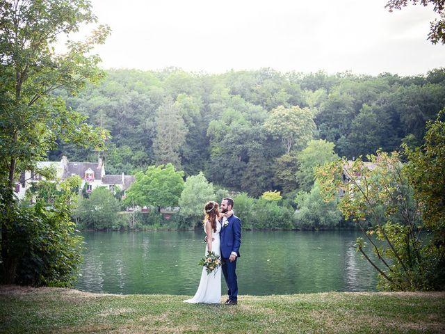 Le mariage de Marc et Fanny à Samoreau, Seine-et-Marne 57