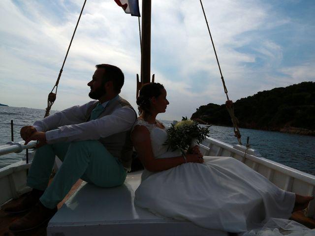 Le mariage de Marjorie et Florian