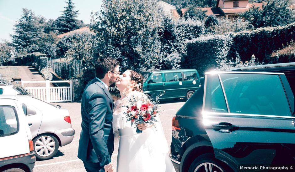 Le mariage de Thomas et Christelle à Bourgoin-Jallieu, Isère