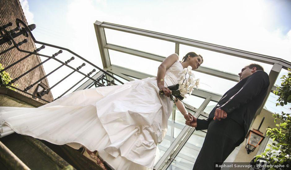 Le mariage de Anthony et Laetitia à Marckolsheim, Bas Rhin