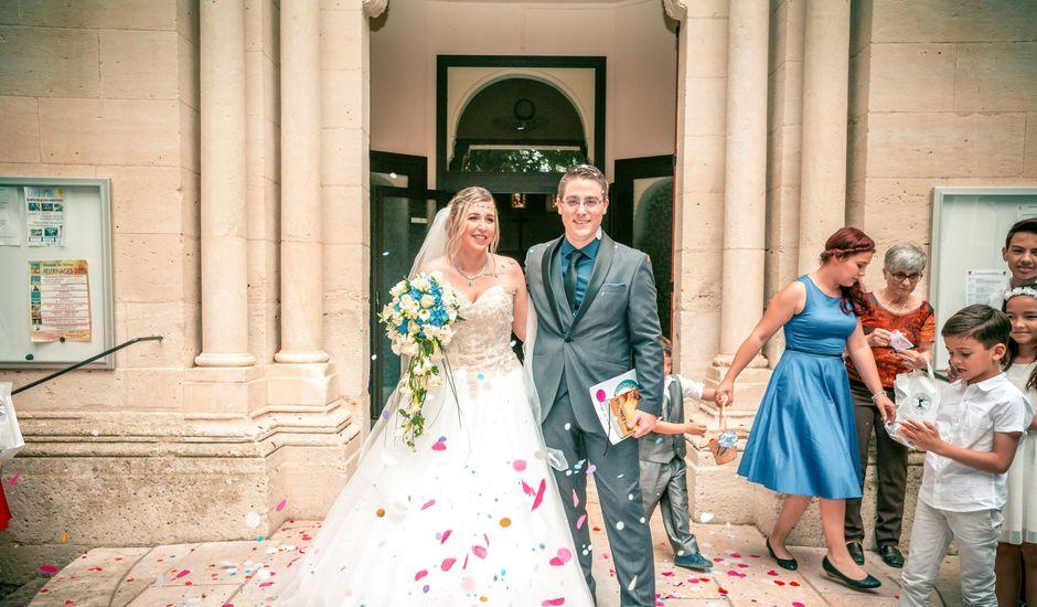 Le mariage de Gabriel et Vanessa à Redessan, Gard