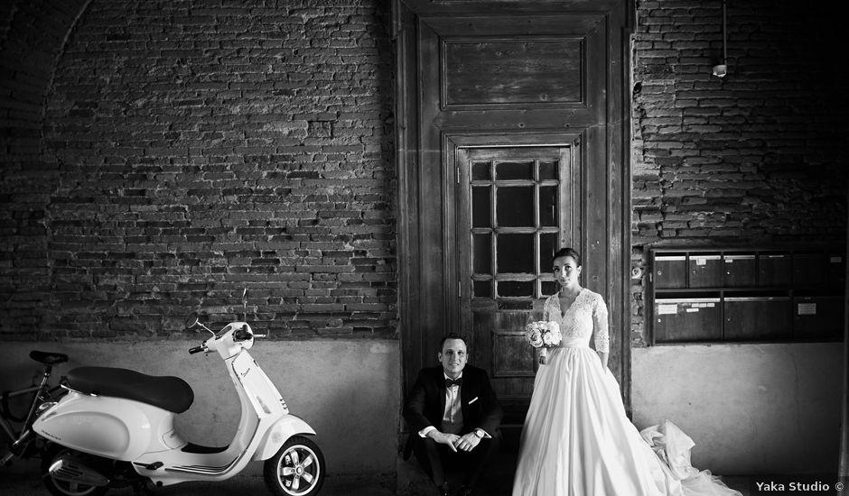 Le mariage de Rémi et Laetitia à Toulouse, Haute-Garonne