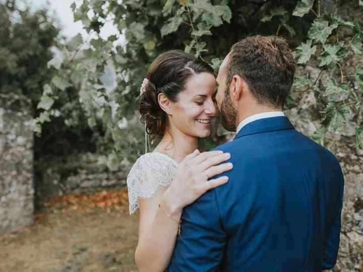 Le mariage de Marie Laure et Pierre Henri