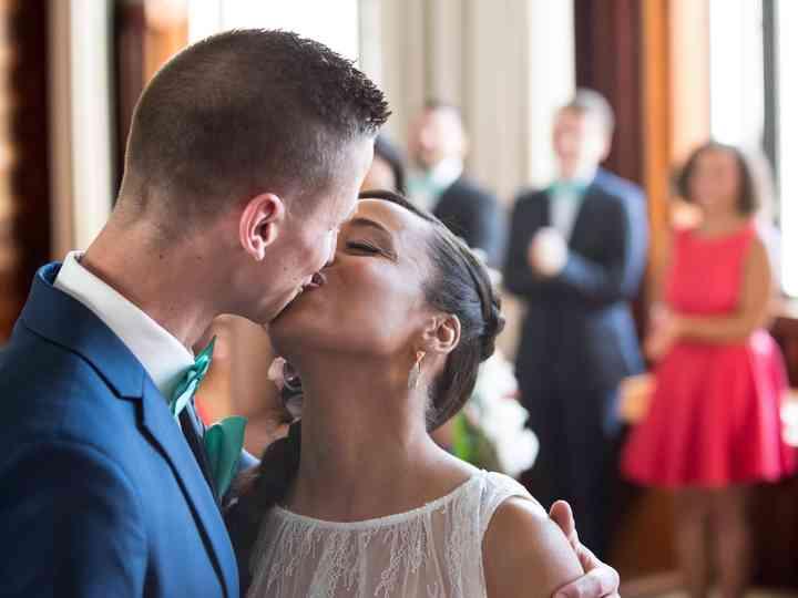 Le mariage de Maritza et Anthony