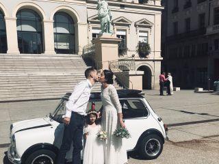 Le mariage de Amelle et Ludovic  1