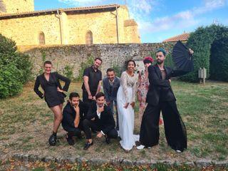 Le mariage de Amelle et Ludovic