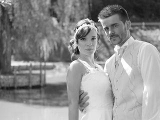 Le mariage de Fidelia et Arnaud