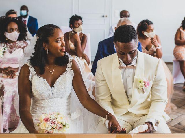 Le mariage de William et Emilie à Giremoutiers, Seine-et-Marne 12