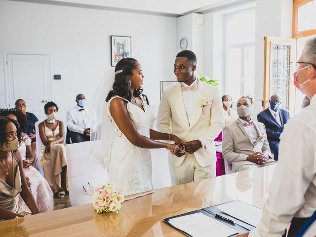 Le mariage de William et Emilie à Giremoutiers, Seine-et-Marne 13