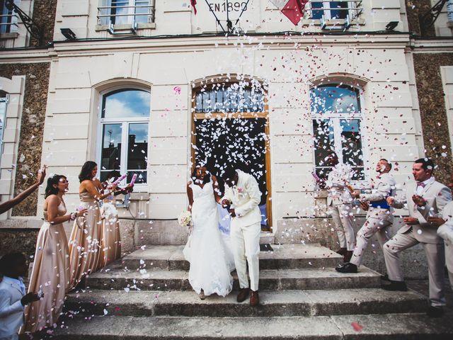 Le mariage de William et Emilie à Giremoutiers, Seine-et-Marne 14