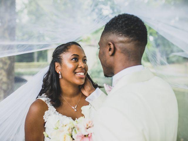 Le mariage de William et Emilie à Giremoutiers, Seine-et-Marne 16