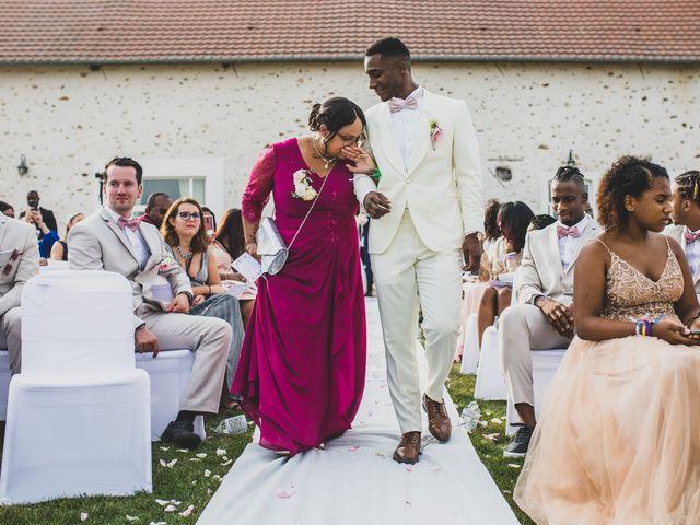 Le mariage de William et Emilie à Giremoutiers, Seine-et-Marne 23