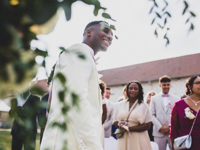Le mariage de William et Emilie à Giremoutiers, Seine-et-Marne 24