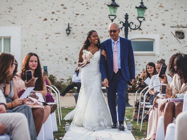 Le mariage de William et Emilie à Giremoutiers, Seine-et-Marne 25