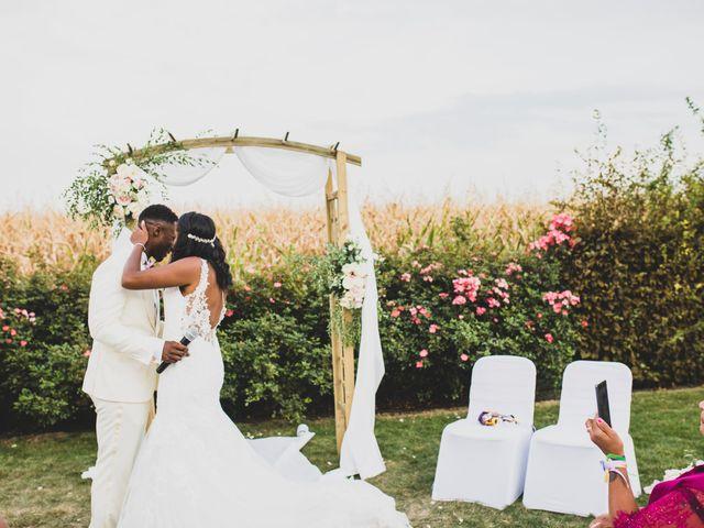 Le mariage de William et Emilie à Giremoutiers, Seine-et-Marne 26