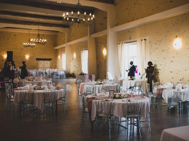 Le mariage de William et Emilie à Giremoutiers, Seine-et-Marne 28
