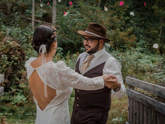 Le mariage de Sarah et Paul