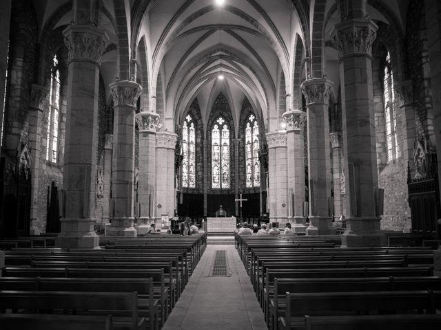 Le mariage de Bertrand et Rachel à Sainte-Sigolène, Haute-Loire 1