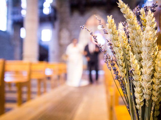 Le mariage de Bertrand et Rachel à Sainte-Sigolène, Haute-Loire 2