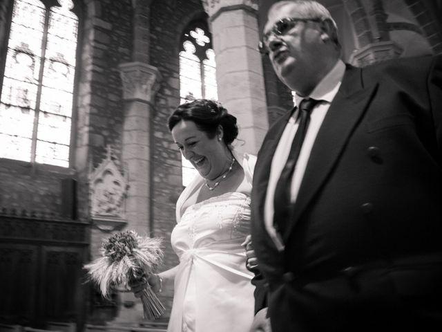 Le mariage de Bertrand et Rachel à Sainte-Sigolène, Haute-Loire 6
