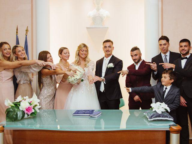 Le mariage de Arthur et Elsa à Cagnes-sur-Mer, Alpes-Maritimes 18