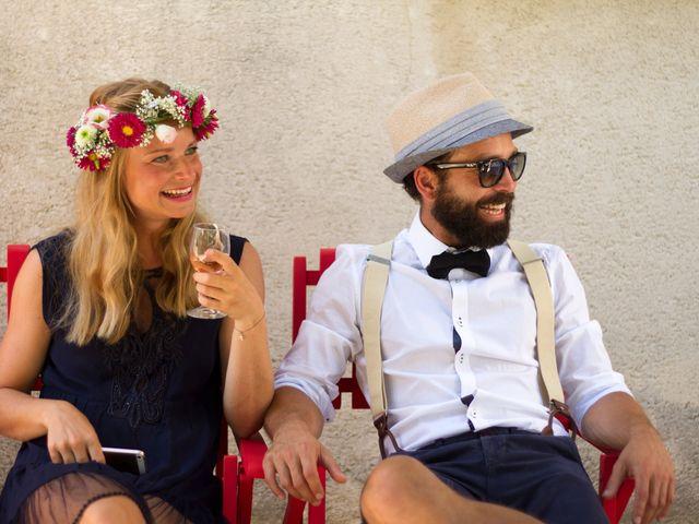 Le mariage de Vincent et Sanjana à Murviel-lès-Montpellier, Hérault 15