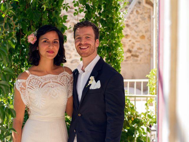 Le mariage de Vincent et Sanjana à Murviel-lès-Montpellier, Hérault 18