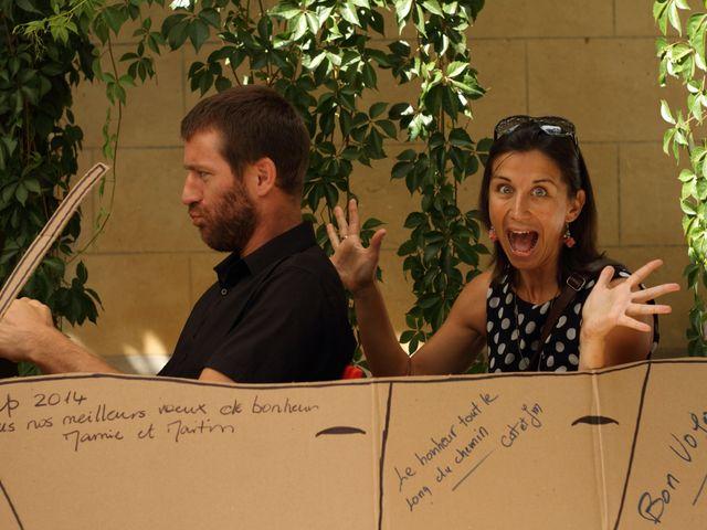 Le mariage de Vincent et Sanjana à Murviel-lès-Montpellier, Hérault 22