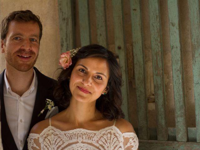 Le mariage de Vincent et Sanjana à Murviel-lès-Montpellier, Hérault 30
