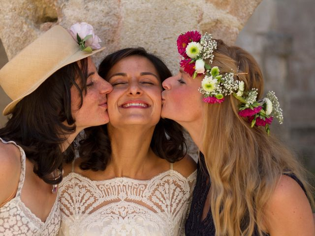Le mariage de Vincent et Sanjana à Murviel-lès-Montpellier, Hérault 33