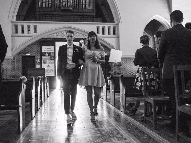 Le mariage de Amélie et Thomas  à Linselles, Nord 29