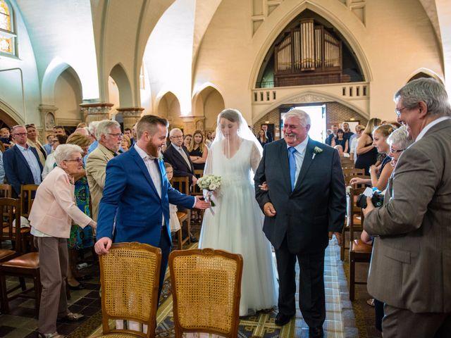 Le mariage de Amélie et Thomas  à Linselles, Nord 34