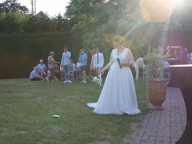 Le mariage de Amélie et Thomas  à Linselles, Nord 59