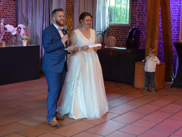 Le mariage de Amélie et Thomas  à Linselles, Nord 60