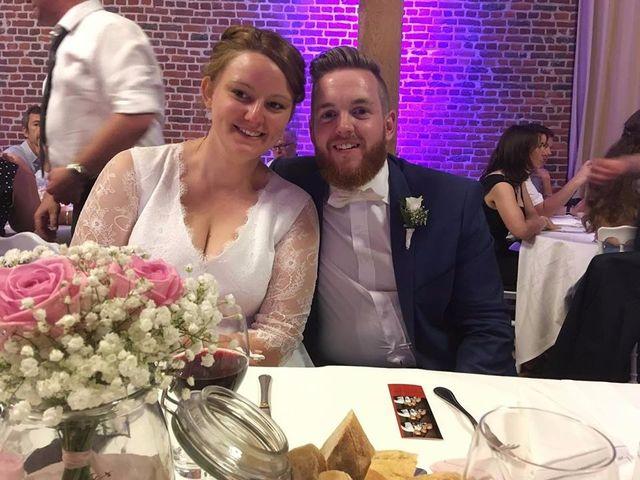 Le mariage de Amélie et Thomas  à Linselles, Nord 62